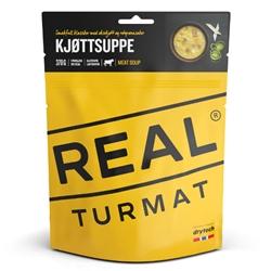 Real Turmat Köttsoppa, enkelportion