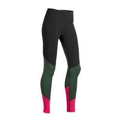 2Xu Fitness Mid-Rise Compression Tights Women - Kompressionstights för damer med mild kompression