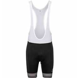 Odlo Tights Short Suspenders Men,cykelbyxor