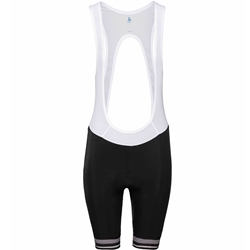 Odlo Tights Short Suspenders Women, cykelbyxor