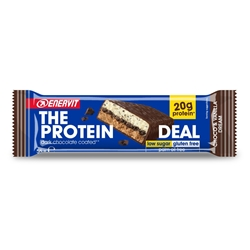 Enervit The Protein Deal 55g Choco & Vanilla Dream, proteinbar