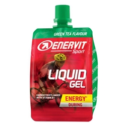 Enervit Liquid Gel 60ml Greentea, energitillskott