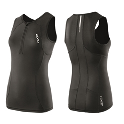 2Xu Active Tri Singlet Woman - Triathlonlinne