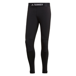 Adidas Terrex Agravic Trail Running Tights - Vindavvisande löpartights för herrar