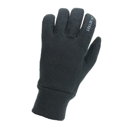 Sealskinz Windproof All Weather Knitted Glove - varma och vindtäta handskar till dam och herr från Sealskinz!