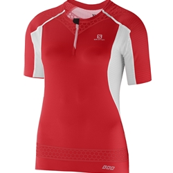 Salomon S-Lab Exo Zip Tee Woman