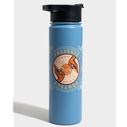 United By Blue Preserve And Protect 22Oz Insulated Steel Bottle